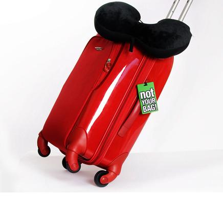 Funny Suitcase Luggage Id Tags Colourblocker