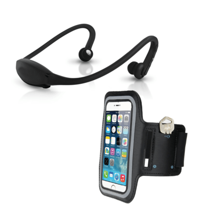 iPhone 6 Plus Wireless Sports Tech Pack
