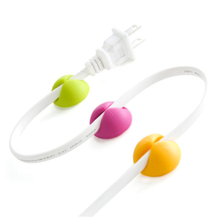Cable Organiser Drops - Bright