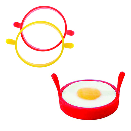 Fried Egg Silicone Rings