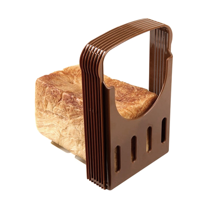 Foldable Bread Slicer Loaf and Toast SandwichCutter