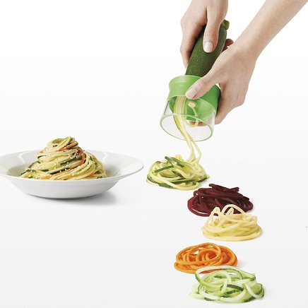 Vegetable Spiralizer Handheld Spiral Cutter Grater Carrot Slicer Spaghetti Pasta Julienne Peeler Spiral Slicer Kitchen Gadgets
