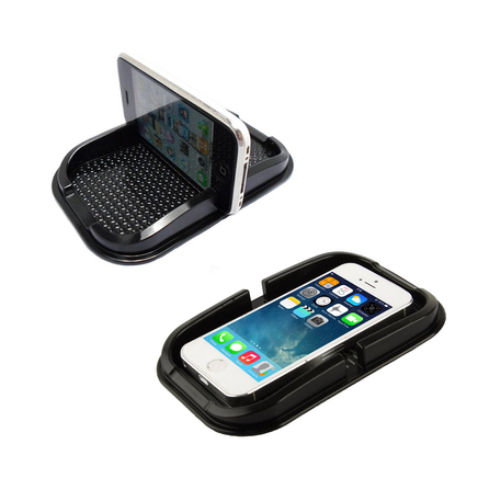 Anti-Slip Auto Car Dashboard Grip Mobile Accessory Holder for iPhones and Androids