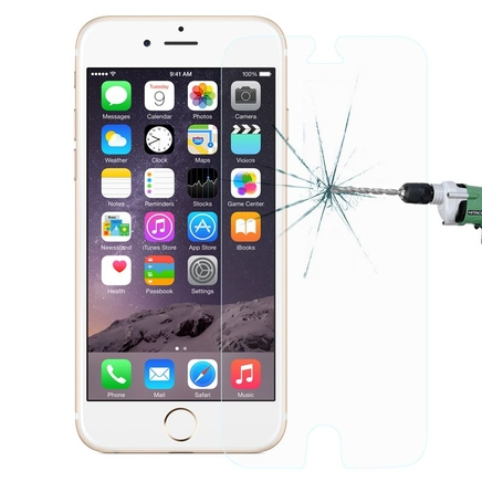 0.3mm Explosion-proof Tempered Glass Film for iPhone 6 plus