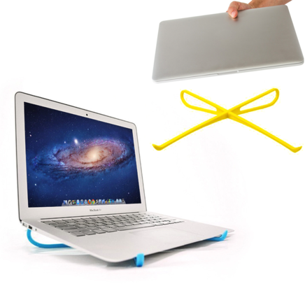 Portable X-Prop Laptop & Macbook Cooling Stand