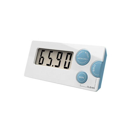 Digital Spot Kitchen Timer - Blue
